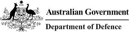 Dept of Defence Australia logo